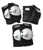3-PC PROTECTOR SET BLACK A0528-S