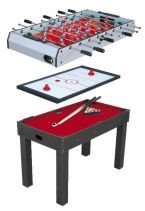 MULTI GAME TABLES 3 IN 1 AXER SPORT